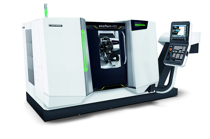 DMG MORI_ecoTurn 450