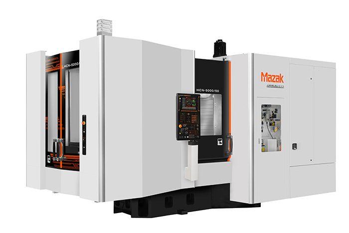 A HCN 5000/50 egy új, 500 x 500 mm-es palettával és 50-es főorsó kúppal felszerelt gép, amely rendkívül dinamikus teljesítmény jellemzőkkel rendelkezik.