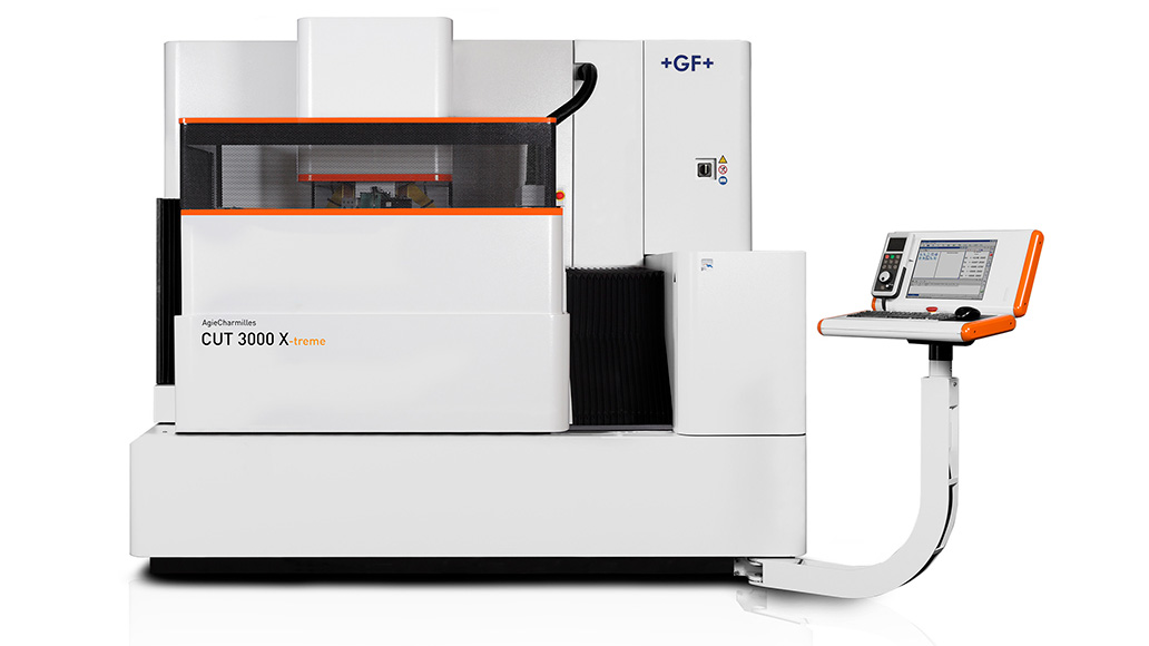 GF Machining Solutions\' highly accurate wire-cutting EDM machines ...