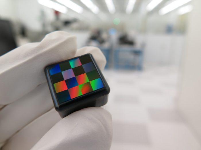 Fröccsöntéssel kialakított holografikus felület