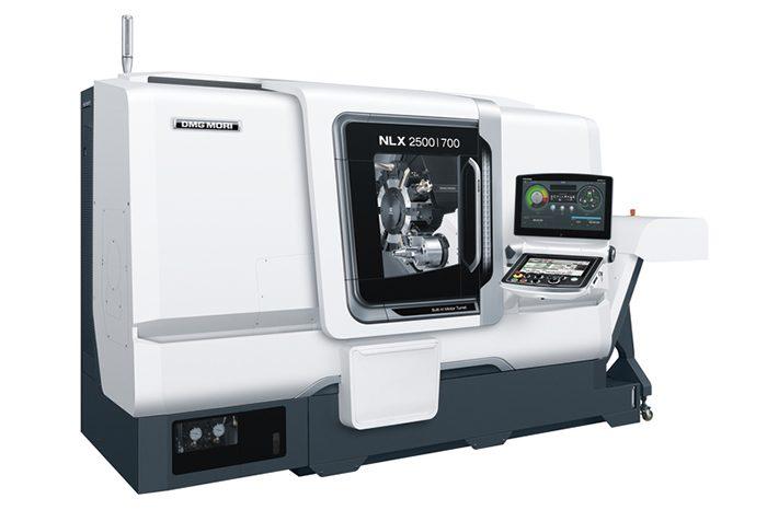 Az NLX 2500SY/700 alapváltozata rendelkezik fő- és ellenorsóval is.