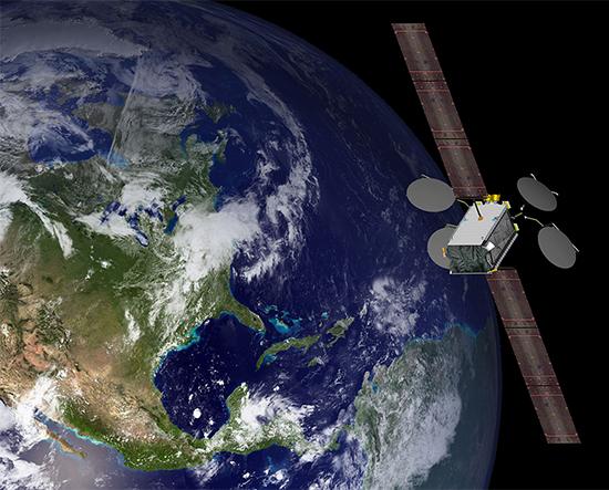 A VACCO műholdplatformokhoz szállít elkülönítő-reteszelő szelepeket, illetve szerviz- és visszacsapó szelepeket, többek között a Boeing 702SP sorozatának példányaihoz is. A kép a Boeing tulajdona.