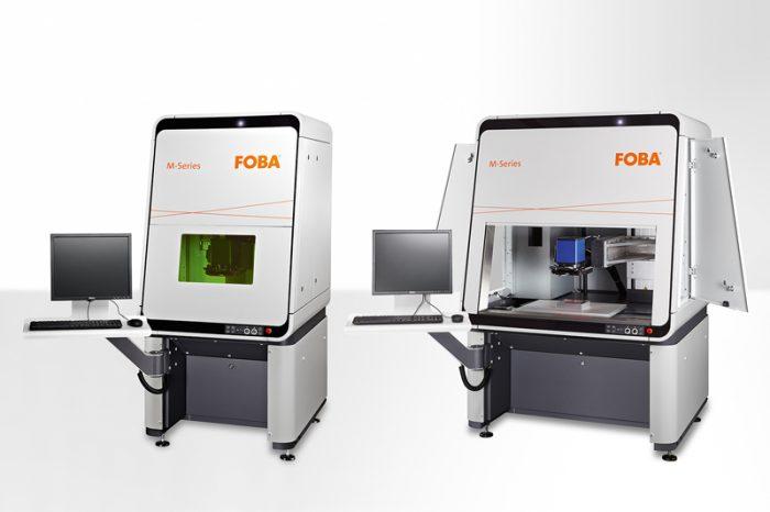 FOBA M2000 és M3000 nagy termelékenységűlézer jelölő gépek © FOBA Laser Marking + Engraving (ALLTEC GmbH)