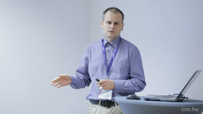"""Bereczki Gábor - """"Mesterséges intelligencia gyorsítása hardware IP alapon (QUESTA)"""""""