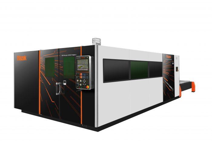 Mazak Optiplex 3015 fiber ll