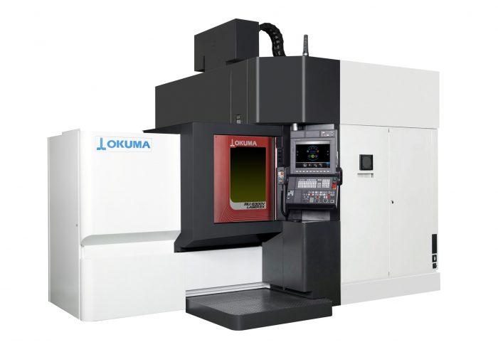 Okuma MU-6300V LASER EX