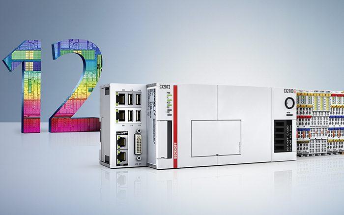 Az új, CX20x2-sorozatú beágyazott PC-k sokmagos számítási teljesítményt nyújtanak kalapsínre szerelhető kivitelben.