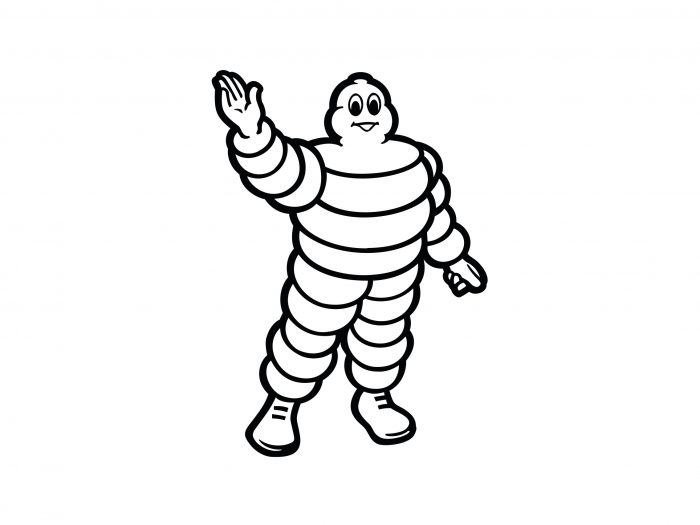 5. ábra A Michelin bábu napjainkban