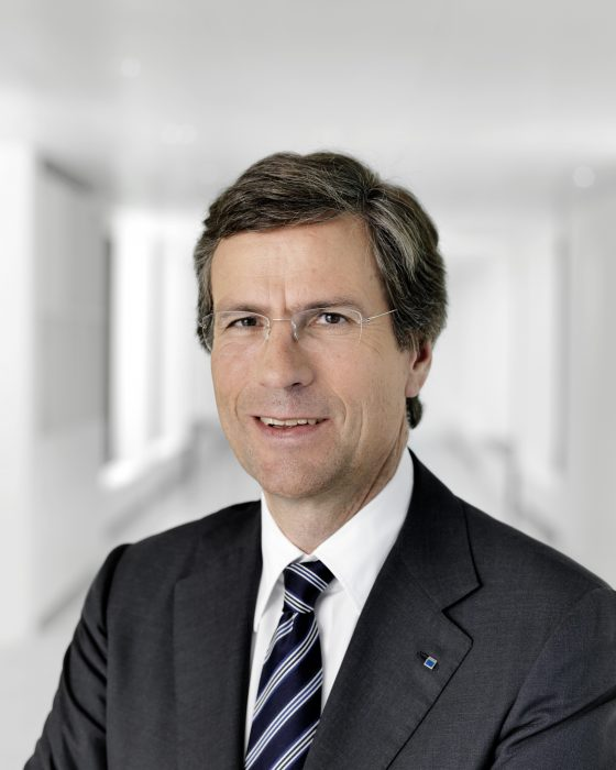 Mathias Kammüller: TRUMPF GmbH + Co. KG ügyvezetője, illetve a szerszámgép üzletág elnöke