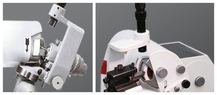 Mikroszkóp, illetve esztergakés S0-hoz és S0E-hez