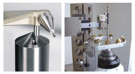 Munkadarabbemérő és manuális báb ISOG S20, S22 és S24 gépekhez