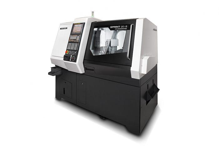 Többek között csontcsavarok is hatékonyan gyárthatóak a SPRINT széria automatikus esztergagépeivel