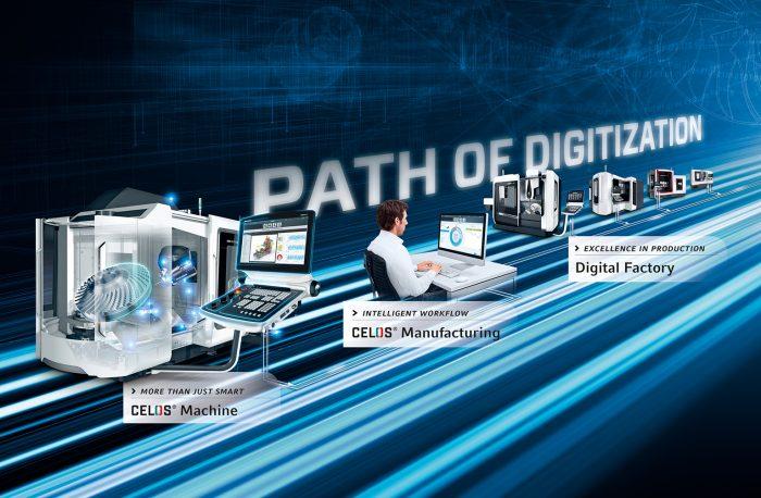 A DMG MORI az orvostechnológiai gyártás digitalizálását is szem előtt tartja, egyszerűsítve és gyorsítva a dokumentáció és nyomonkövetés folyamatát.