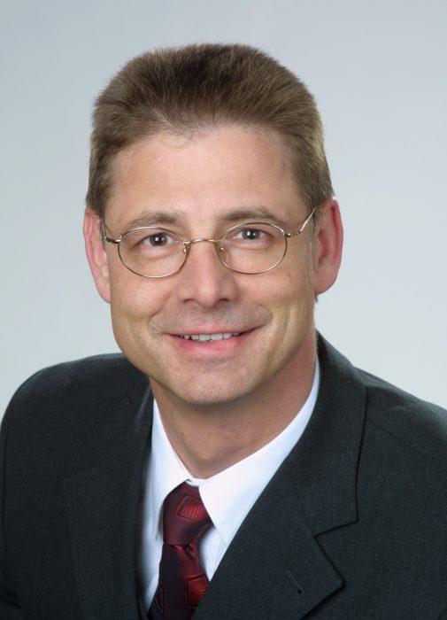 Markus Rehm, a DECKEL MAHO Seebach ügyvezető igazgatója