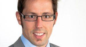 Markus Frank, a Grob-Net4Industry részleg vezetője