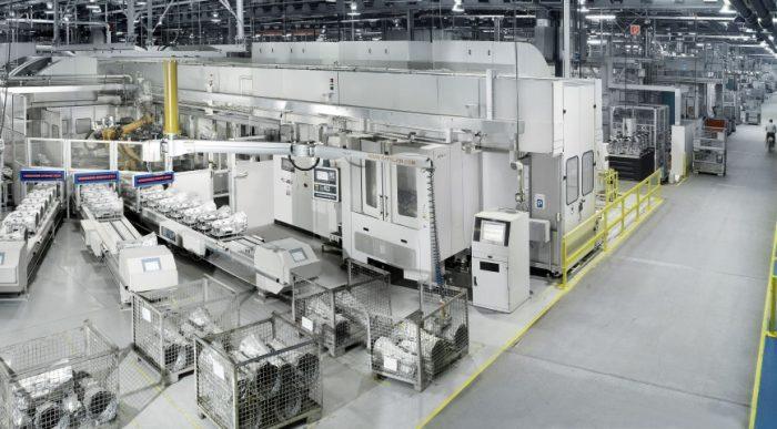 Digitális úttörő: a Heller Maschinenfabrik 2010 óta rendelkezik egy külön Ipar 4.0 részleggel