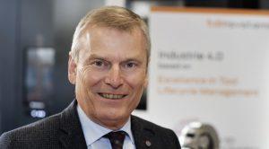 Peter Schneck, a tübingeni TDM Systems GmbH ügyvezető igazgatója