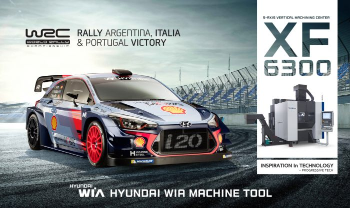 WRC+HYUNDAI WIA MACHINE TOOL BOARD