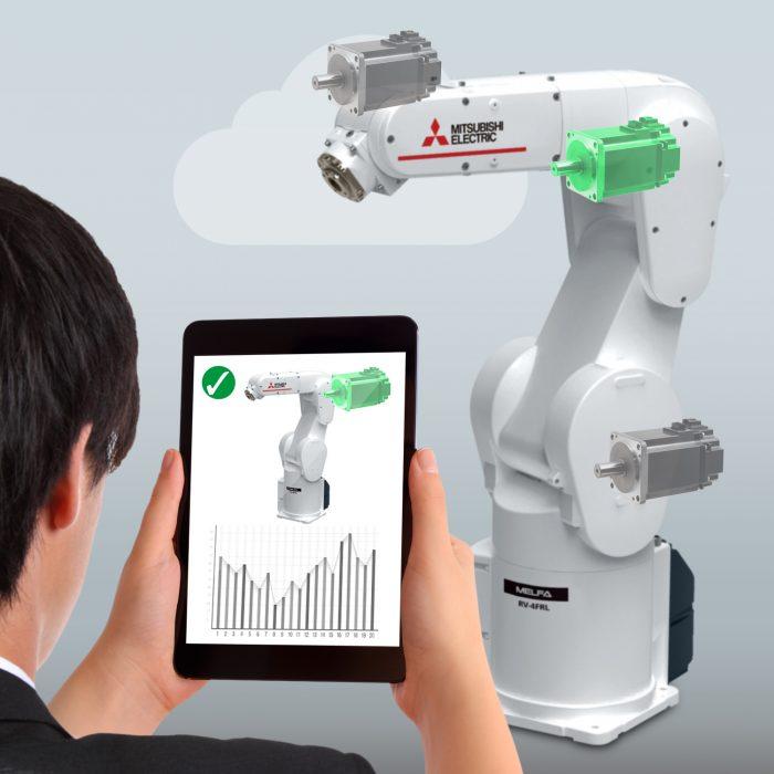 5-1_Mitsubishi_Electric_EMO_2017_IBM_Robot_demo