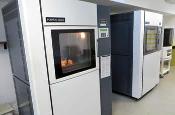 Fortus 400mc 3D gyártórendszerek