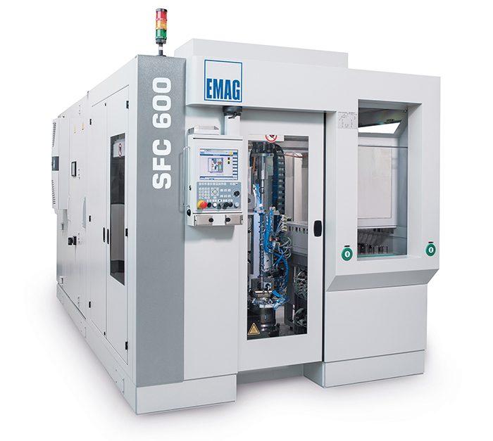 Az eldec generátorok hatásfoka minden teljesítményosztályban 90 százalék felett van, így ezek a termékek hozzájárulnak a gép  energiatakarékos felhasználásához. Jó példa erre az új SFC 600 illesztőberendezés.