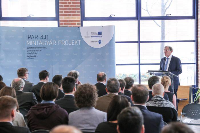 Lepsényi István gazdaságfejlesztésért és -szabályozásért felelős államtitkár