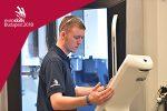 EuroSkills Gothenburg 2016 Team UK   Ethan Davies- CNC Milling