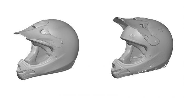 Ipari és átlag felhasználói 3D beolvasott adatok