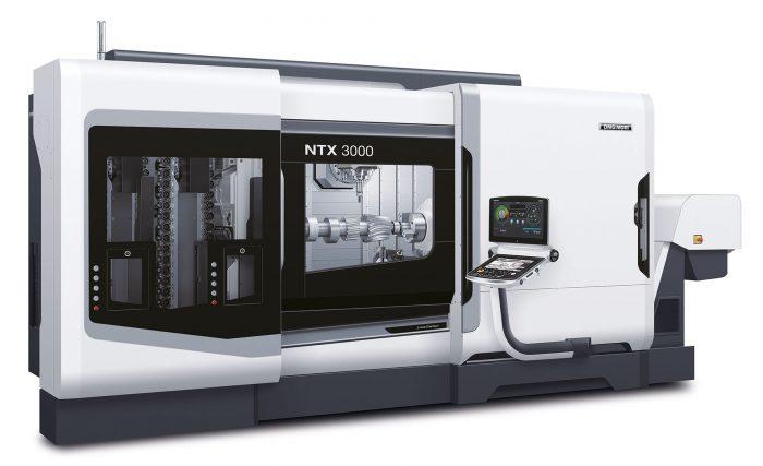 A második generációs NTX 3000-es kombinálja a magas folyamat-stabilitást és rugalmasságot, mindössze 16.5 m²-os helyigénnyel.