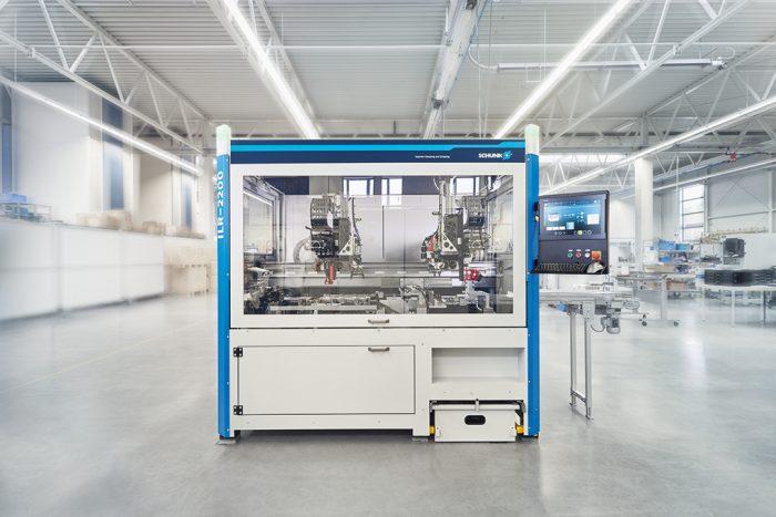 A moduláris ILR-2200 panelbontó gép minden igényhez gyorsan és egyszerűen alkalmazkodik.