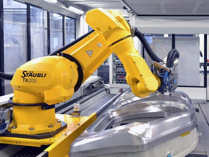 A digitalizáció jelentős termelékenység növekedést biztosít az alakítószerszámok mély furatainak kialakításában | A kép forrása: Audi