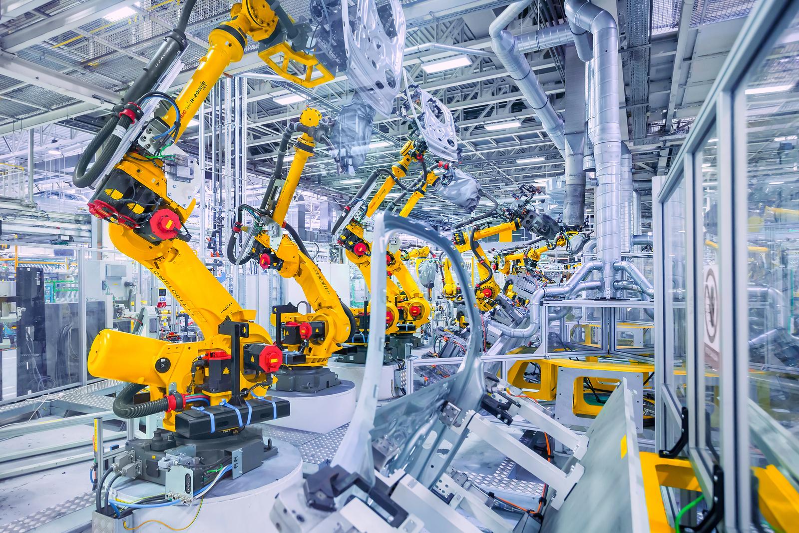 kereskedelmi robotok fajtái)