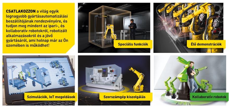 ipari látórendszerek
