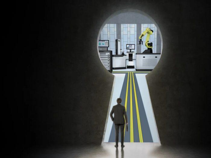"""""""Az Ön sikerének kulcsa"""" – ezzel a mottóval állít ki a ZOLLER az EMO kiállításon."""